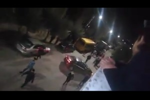 بالفيديو .. القبض على ١١ شخصا اثر مشاجرة بين عدد من الاشخاص في الهاشمي الشمالي