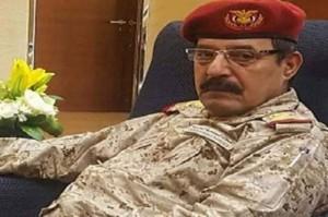 وفاة رئيس الاستخبارات العسكرية اليمنية بهجوم للحوثيين