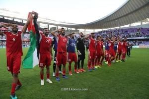 البحرين أول المرشحين لمواجهة النشامى في كأس آسيا
