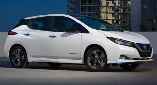 بالصور .. الكشف عن سيارة نيسان عن ليف إي+ السيارة الكهربائية الأكثر مبيعاً