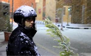 بالفيديو...جهود نشامى الامن العام خلال المنخفض الجوي الذي اجتاح المملكة