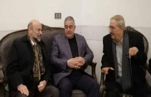 الرزاز والفريحات يعزيان بوفاة والدة وزير الصناعة والتجارة د.طارق الحموري