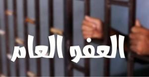 العفو العام على جلسة النواب الاثنين