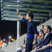 ولي العهد سيحضر مباراة النشامى وفيتنام في دبي