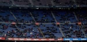 رقم لا يليق ببرشلونة في مباراة