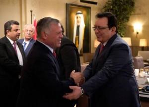 بالصور...الملك: الأردن قادر على تجاوز التحديات الاقتصادية بتعاون الجميع