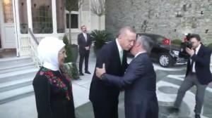 بالفيديو والصور ...اردوغان في مقدمة مستقبلي جلالة الملك في قصر ترابيا الرئاسي باسطنبول