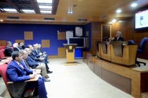 مجلس جامعة عمان الأهلية يقر التقرير السنوي لعام 2017-2018 والخطة الإستراتيجية للجامعة للأعوام 2019 - 2023