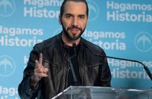 فلسطيني يعلن فوزه برئاسة السلفادور