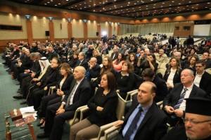 وزير الثقافه يرعى حفل تابين شاعر الاردن سليمان المشيني