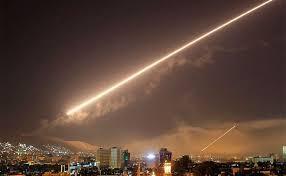 قصف إسرائيلي يستهدف مناطق عدة في ريف القنيطرة جنوب غرب سوريا