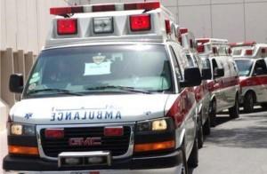 اراد الانتحار باسطوانة غاز فإصيب (17) شخص في الحريق