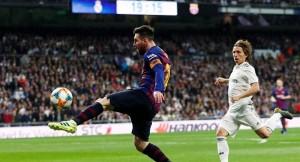 كلاسيكو الأرض .. برشلونة يفوز على مدريد بهدف نظيف