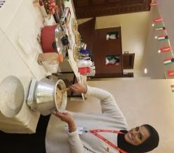 الطلبة الكويتيون بجامعة عمان الاهلية يحتفلون بالعيد الوطني لبلادهم