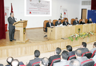 وزير الداخلية: انجاز مشروع اللامركزية قريباً في كافة المحافظات