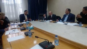 غرايبة: سنعلن عن وظائف برواتب مرتفعة...وابو حسان يطالبه بالشفافية