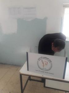 بدء الاقتراع في انتخابات نقابة المعلمين