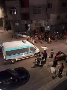 مشاجرة جماعية تسفر عن طعن خمسة اشخاص في عمان