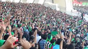 الوحدات يعلق مشاركاته في انشطة كرة القدم الاردنية