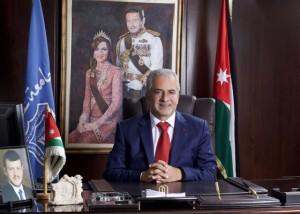 انتخاب رئيس جامعة عمان الأهلية رئيساً للجنة المجالس والمراكز في اتحاد الجامعات العربية