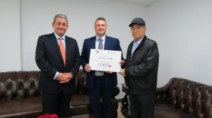 التجاري الأردني يحصل على شهادة تقدير