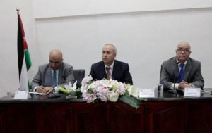 في محاضرة له بجامعة البترا  أبو علي: القضاء من يحدد جرم