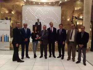 منتدى الحصن الثقافي يكرم فنانين اردنيين