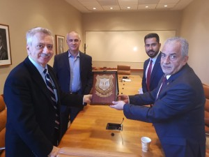 الأولى من نوعها في الشرق الأوسط ....جامعة عمان الأهلية توقع إتفاقية تعاون مع جامعة Harvard الأمريكية