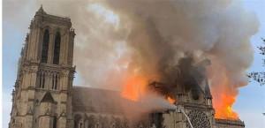 لقطات متتالية قد تكشف خيوطاً عن سبب حريق