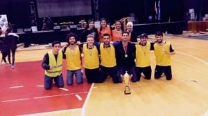 جامعة عمان الاهلية تفوز بالمركز الاول في مهرجان التيلي ماتش الثالث لطلبة الجامعات الأردنية
