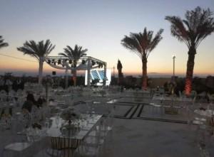 افتتاح (ايتن فارم) في البحر الميت .. بالصور