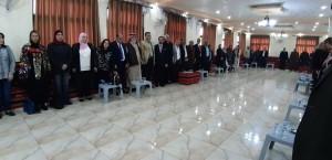 العياصره يرعى انطلاق فعاليات مهرجان ساكب الشعري الثالث