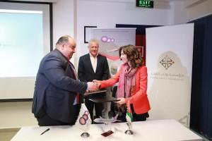 الشركة الأردنيّة للطيران توقيع اتفاقيّة دعم للمبادرات الشبابيّة التابعة لمؤسسة ولي العهد،