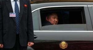 بالفيديو ... ظهور الليموزين التي ستقل الزعيم الكوري الشمالي في روسيا