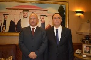 مجلس إدارة شركة البوتاس العربية يعين الدكتور معن النسور رئيساً تنفيذياً جديداَ للشركة