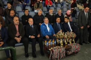 جامعة البترا تستضيف مباراة ودية بين قدامى نجوم العراق وقدامى نجوم الأردن
