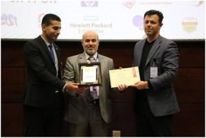 حصول جامعة عمان الأهلية على المركز الأول على مستوى الجامعات الأردنية في مسابقة Best Poster Award