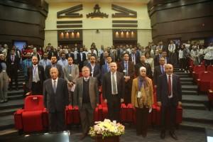 وزير الاتصالات يفتتح فعاليات المعرض العاشر لتكنولوجيا المعلومات بجامعة البترا