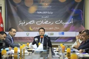 وزير الثقافة يعلن عن فعاليات شهر رمضان المبارك