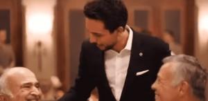 بالفيديو.. إفطار العائلة المالكة في أول أيام شهر رمضان