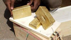 السودان...إحباط تهريب كميات كبيرة من الذهب بطائرة خاصة