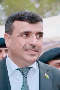 الرواشدة مديرا لمكتب وزير الداخلية