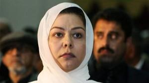 رغد صدام حسين تنفي خبراً يخص والدها