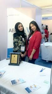مشاركة بنك ABC الأردن في فعاليات اليوم الوظيفي لدى  جامعة الاميرة سمية للتكنولوجيا والجامعة الهاشمية