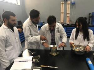 نقابة المهندسين تمنح أكاديميين في كلية الهندسة بجامعة البترا