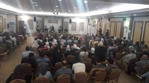 ابن عربي تختتم فعالياتها في الاردن بحفل ضخم في مدينة اربد