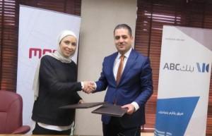 اتفاقية تعاون بين بنك ABC الأردن والشرق الأوسط لخدمات الدفع