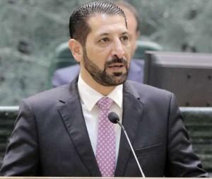 الدكتور القضاة ينفى تعرض النائب محمد القضاة لحادث سير