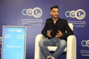 أبو غوش: النجاح ليس ضربة حظ أو صدفة