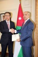 سفير كازاخستان يعتذر رسميا...والاردن يقدم شروطه